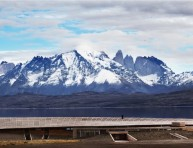 imagen Un hotel al sur de la Patagonia