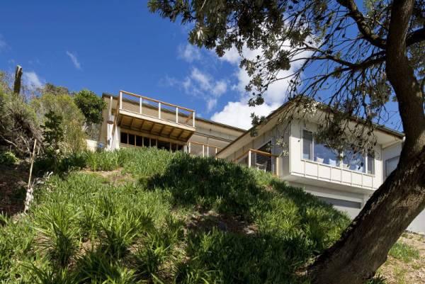 Una casa en la playa 1