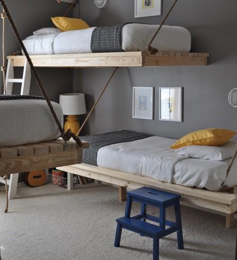 camas para pequeos