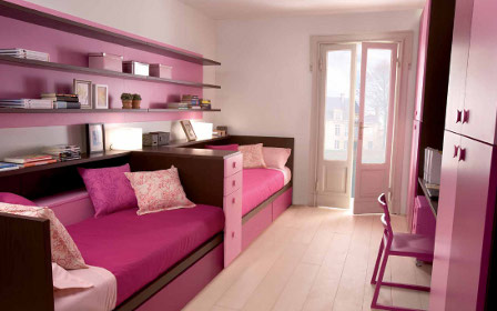 10 camas para ahorrar espacio - Camas muy grandes ...