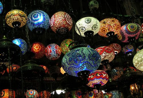 Aires turcos en su hogar for Decoracion casas turcas