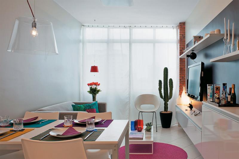 Apartamento cargado de buenas ideas 1