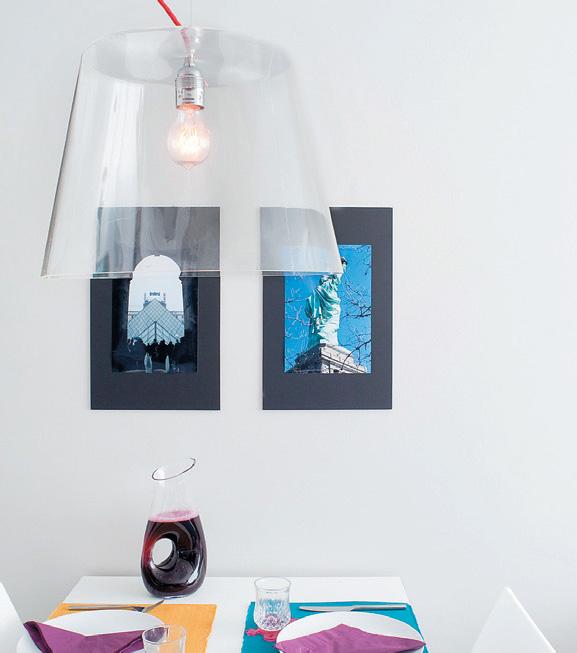 Apartamento cargado de buenas ideas 2