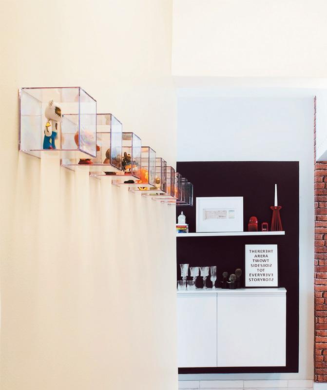 Apartamento cargado de buenas ideas 7