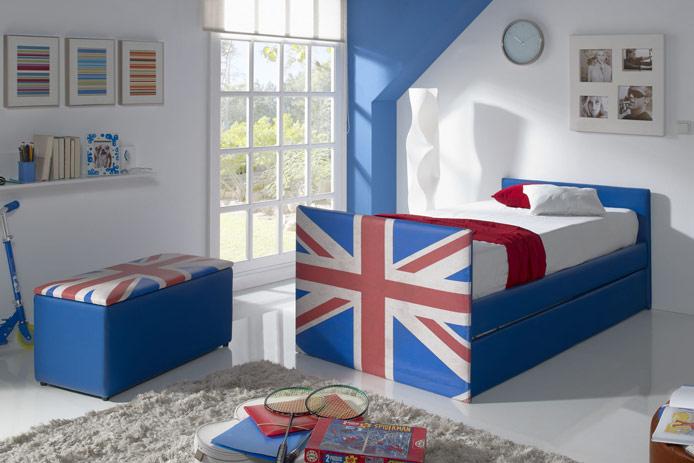 British style en la decoraci n - Baul para dormitorio ...
