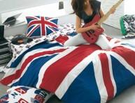 imagen British Style en la decoración