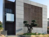 imagen Casa hecha con paneles de hormigón