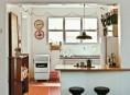 imagen Cocina americana para apartamentos pequeños