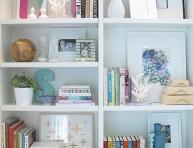 imagen Cómo decorar estanterías