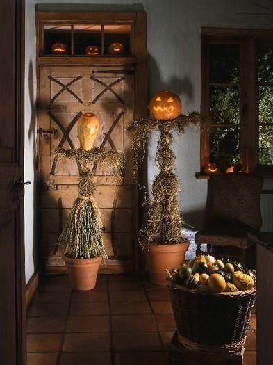 Decora tu casa para halloween - Decoracion de halloween para casas ...