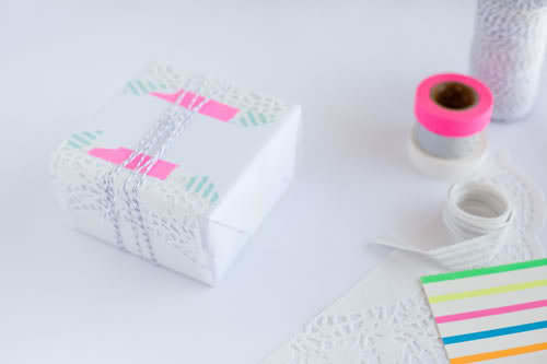 Decorar con cinta washi 4