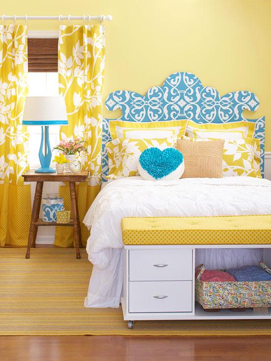 Cabeceros de cama elegantes 3