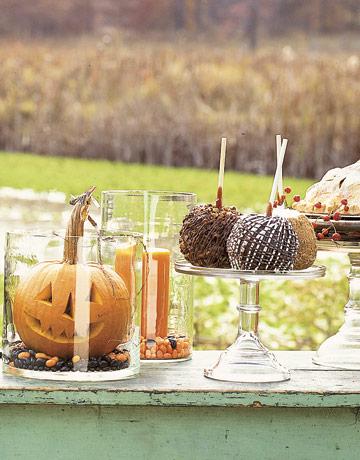 Diez ideas para decorar en Halloween 8