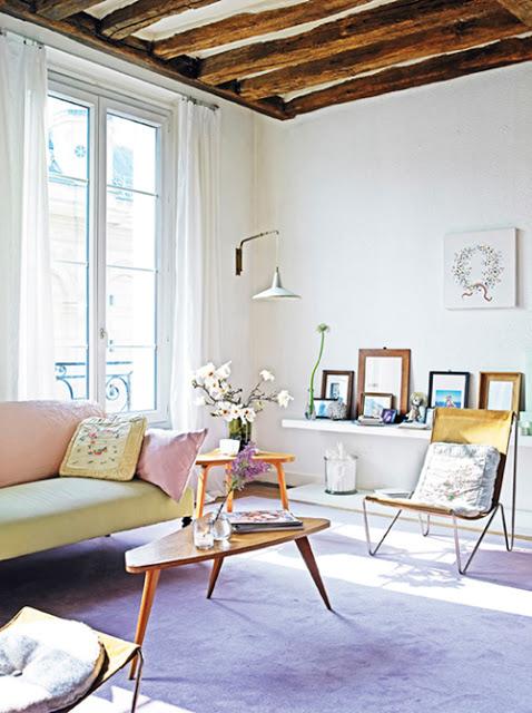 En casa de una diseñadora francesa 1