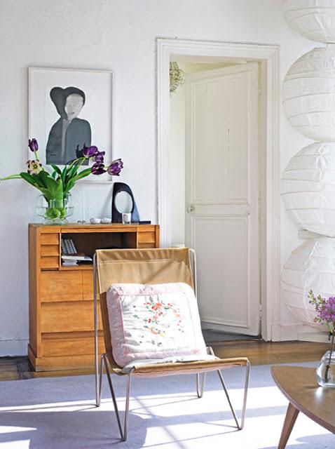 En casa de una diseñadora francesa 2
