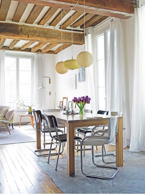 En casa de una diseñadora francesa 3