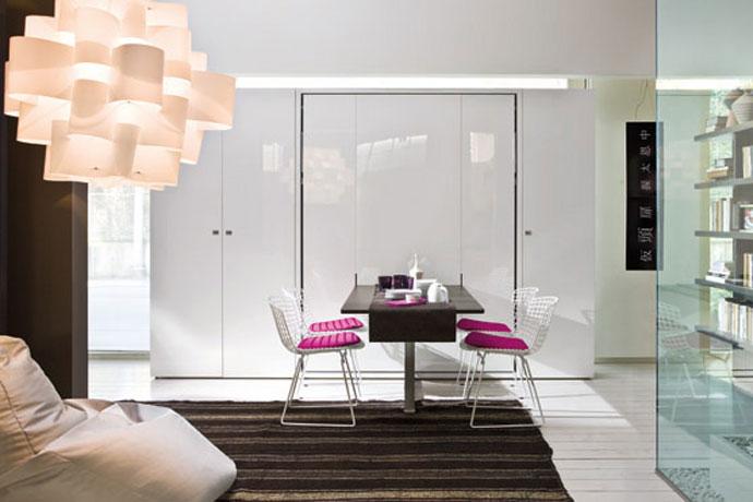 Ideas para espacios muy reducidos for Mesas ordenador para espacios pequenos