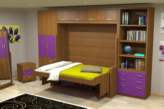 Ideas para espacios muy reducidos for Diseno de libreros para espacios pequenos