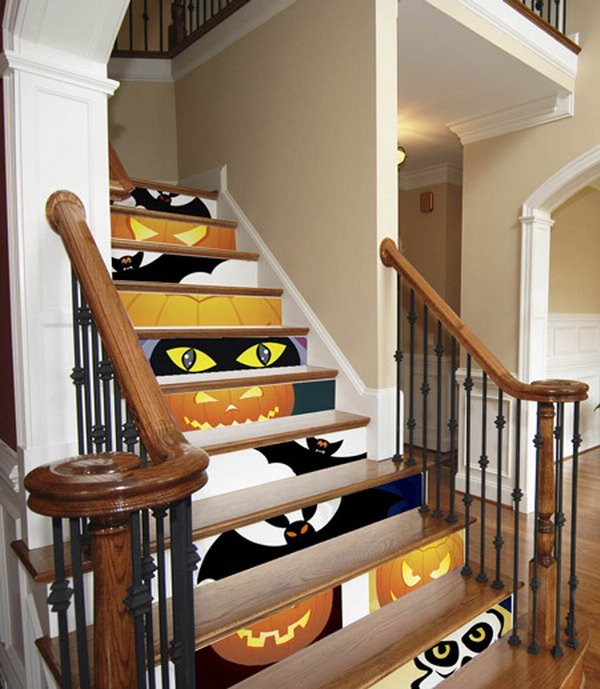 Ideas originales para la decoraci n de halloween for Decoracion original