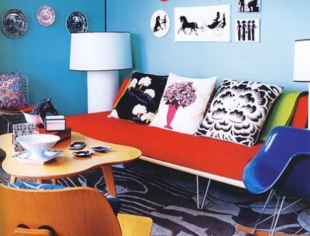 Ideas para dar un toque 'kitsch' a tu hogar 1