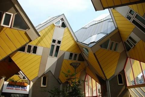 Los edificios más raros del mundo 2