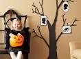 imagen Más decoraciones en blanco y negro para Halloween