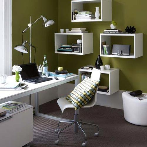 Oficina en cualquier lugar de la casa 1