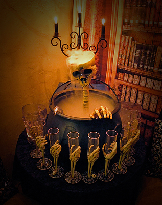 pócima de halloween 2