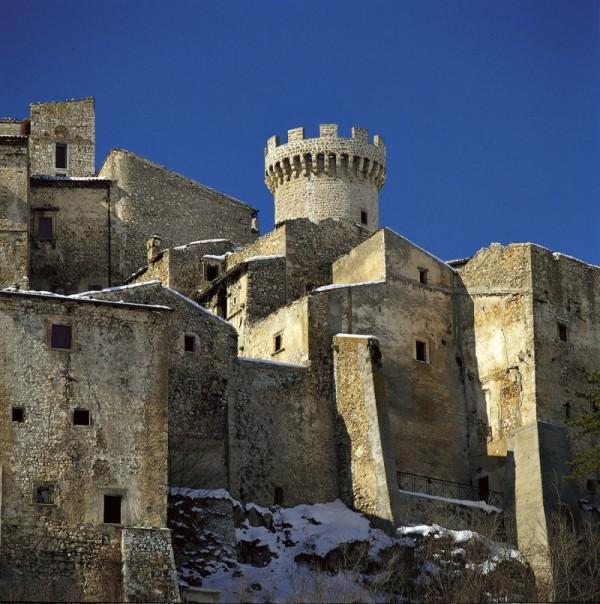 hotel de estilo medieval 1