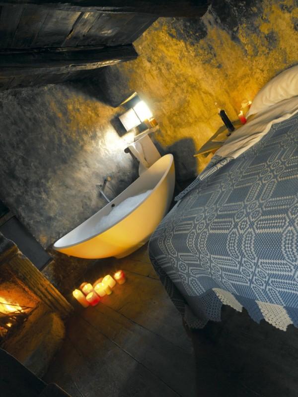 hotel de estilo medieval 7