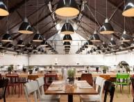 imagen Restaurante holandés con aire catalán