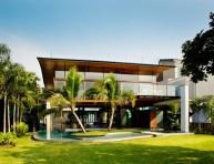 imagen Una casa acuática en Singapur
