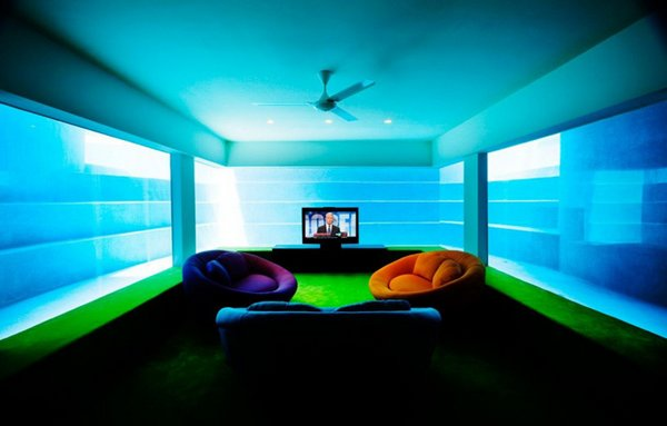 Casa acuática 2