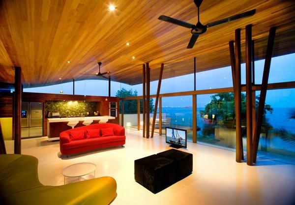 Casa acuática 4