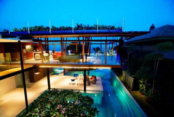 Casa acuática 5