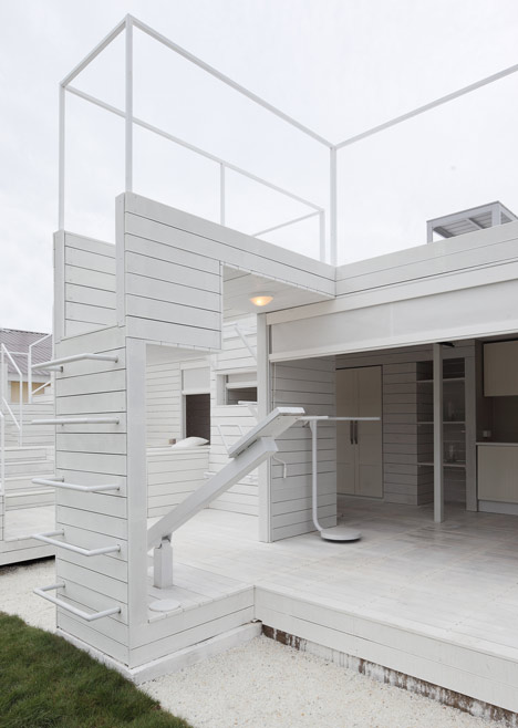 casa de vacaciones con diseño único 2