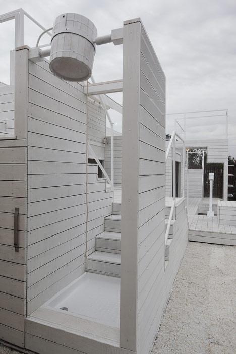 casa de vacaciones con diseño único 5