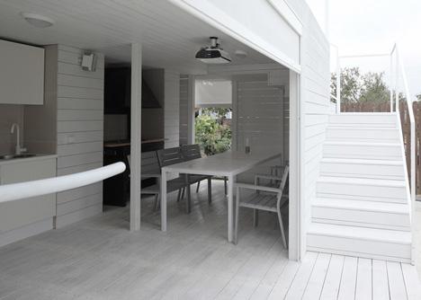 casa de vacaciones con diseño único 6