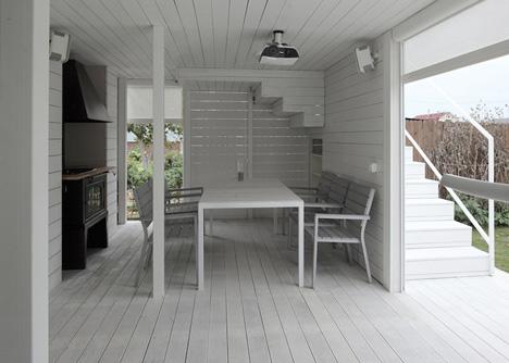 casa de vacaciones con diseño único 7