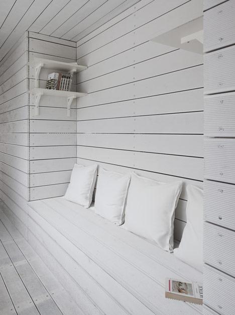 casa de vacaciones con diseño único 10