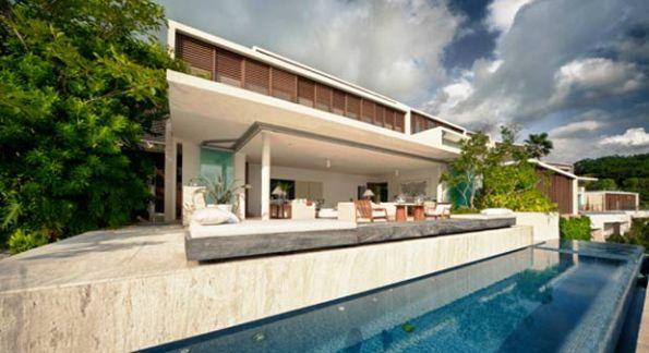 Villas a la orilla del Pacífico 1
