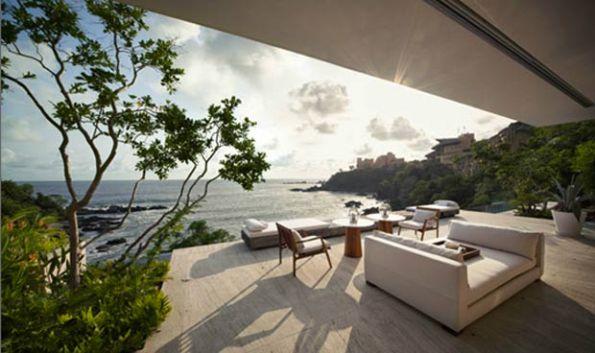 Villas a la orilla del Pacífico 2