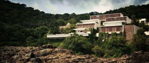 Villas a la orilla del Pacífico 3