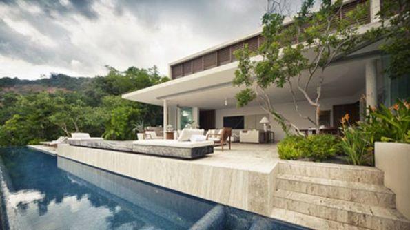 Villas a la orilla del Pacífico 4