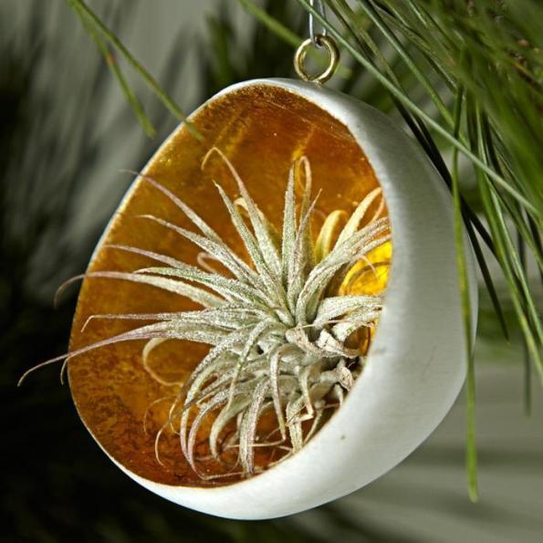 Adornos vivos para el rbol de navidad for Adornos navidenos para el arbol