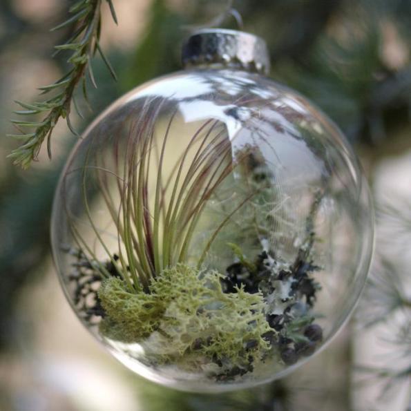 Adornos vivos para el rbol de navidad - Adorno arbol de navidad ...