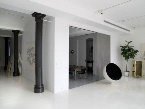 Departamento de decoración moderna 2