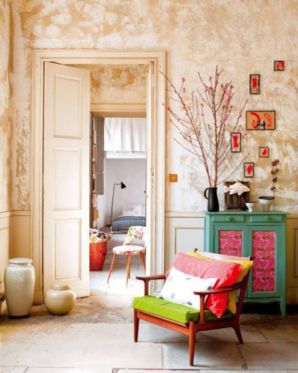 Una casa de estilo particular 1