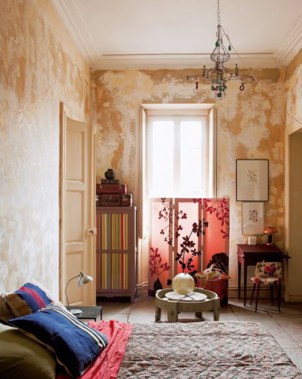 En casa de una pareja de artistas - Apartamentos para parejas ...