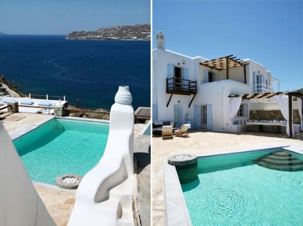 Casa de vacaciones de estilo griego 6